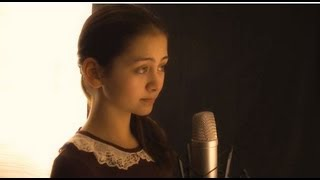 Ellie Goulding - Your Song | Cover By Jasmine Thompson