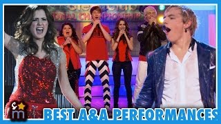 "10 Best ""Austin & Ally"" Musical Performances"