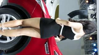 getlinkyoutube.com-China (GuangZhou)Auto Show Girl