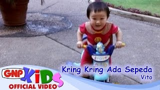getlinkyoutube.com-Kring Kring Ada Sepeda - Vito