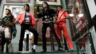 getlinkyoutube.com-Hot Toys MICHAEL JACKSON Beat It Version BUTTONS note/ heads up