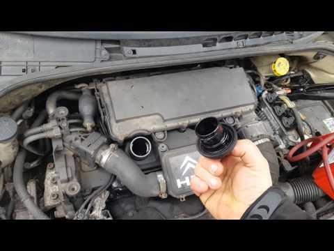 Контрактный двигатель ... (Ситроен) 1.4 8HX (DV4TD) | Где ? | Тест мотора