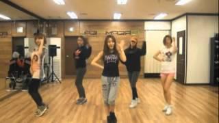 getlinkyoutube.com-Girl's Day - Oh! My God mirrored Dance Practice