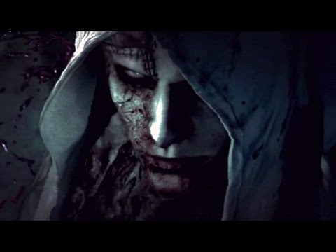 The Evil Within - Every Last Bullet Gameplay Trailer (PS4/Xbox One)