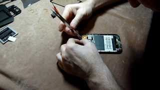 getlinkyoutube.com-Замена разбитого стекла(экран, тачскрин) Android смартфона H9500
