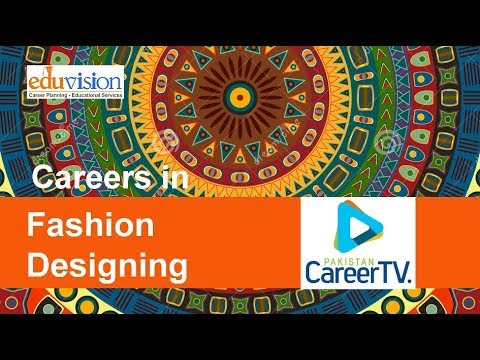 Career in Fashion Design