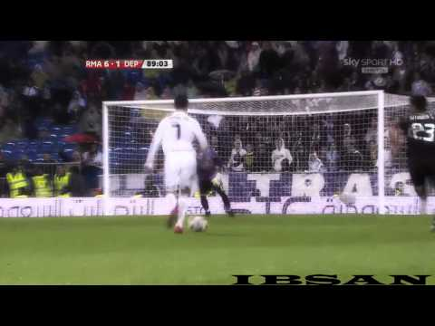 Cristiano Ronaldo|CR 7|Real Madrid|Portugal|2010-2011|HD