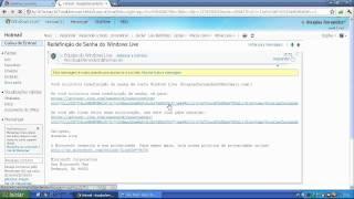 getlinkyoutube.com-Hotmail bloqueado