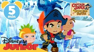 getlinkyoutube.com-Captain Jake and the Never Land Pirates | Young Chilly Zack | Disney Junior UK