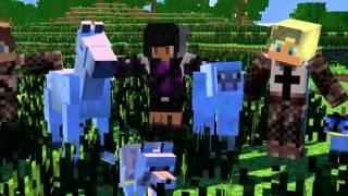 getlinkyoutube.com-Minecraft Diaries - Crazy (Music Video)