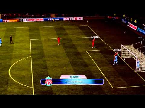 Liverpool - FIFA 12 2v2 Skills and Goals Compilation