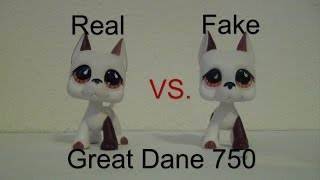 getlinkyoutube.com-LPS: Real Vs. Fake (Great Dane 750)