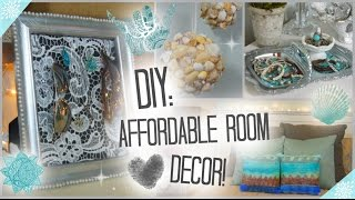 DIY: Affordable & Adorable Room Decor ♡ | Jessica Reid