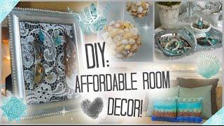 getlinkyoutube.com-DIY: Affordable & Adorable Room Decor ♡ | Jessica Reid