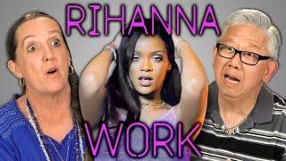 getlinkyoutube.com-Elders React to Rihanna - Work (Explicit)