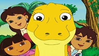 getlinkyoutube.com-Go Diego Go - Diego Dinosaur Rescue (New Game for Kids)