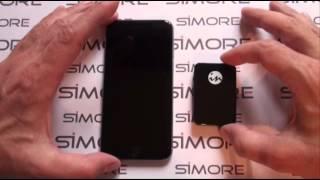 getlinkyoutube.com-GoodTalk Bluetooth Dual SIM Adapter - 2 SIM cards active simultaneously on iPhone 6S iPad iPod