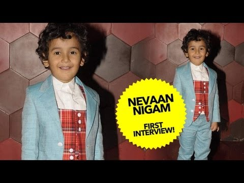 Kolaveri Kid Nevaan Nigam's First Interview!