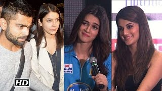 getlinkyoutube.com-Kriti & Tapsee's Hilarious Reaction on Anushka-Virat Affair !