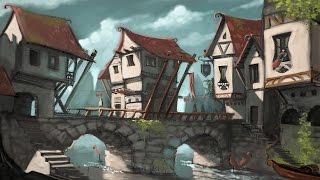 getlinkyoutube.com-1 Hour of Medieval and Fantasy Inn Music