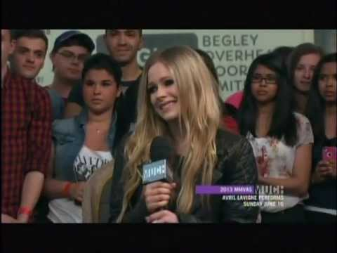 Avril Lavigne - New Music Live - June 3, 2013