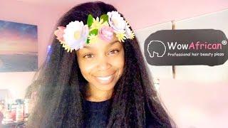 getlinkyoutube.com-Unboxing: Wow African Italian Yaki Wig