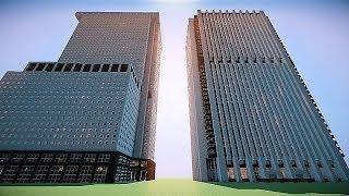 getlinkyoutube.com-Как построить красивый дом в Minecraft За 2 часа