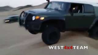 getlinkyoutube.com-خروج ايرباق اف جي 2010 west4x4team