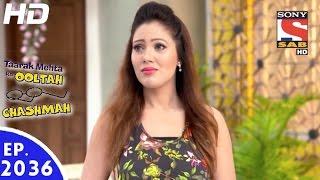 getlinkyoutube.com-Taarak Mehta Ka Ooltah Chashmah - तारक मेहता - Episode 2036 - 29th September, 2016