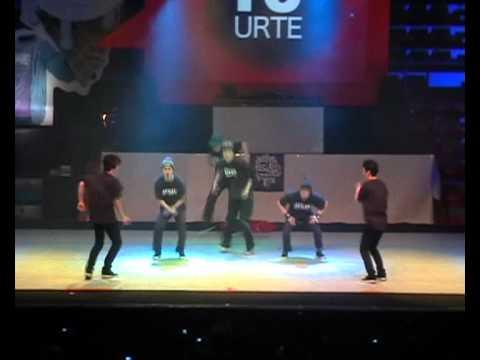 JINJO Crew [Break On Stage 2011]