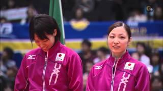 getlinkyoutube.com-【女子】グラチャンバレー2013 表彰式 1/2