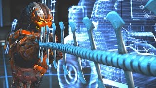 getlinkyoutube.com-Mortal Kombat XL - Cyber Takeda Costume / Skin *PC Mod*