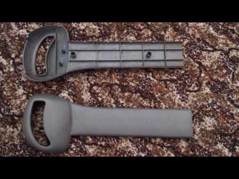 Направляющая ремня безопасности VW T4 703857720 Germany 703857718 703857719
