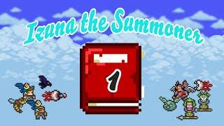 getlinkyoutube.com-Terraria - Izuna the Summoner Part 1