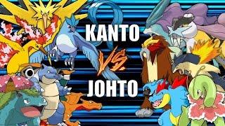 getlinkyoutube.com-Battle of the Regions (KANTO vs JOHTO) - Pokemon Battle Revolution (1080p 60fps)
