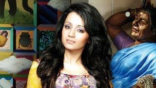 getlinkyoutube.com-Making of Trisha Photoshoot  | Galatta Tamil