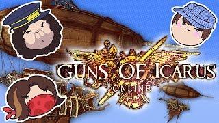 getlinkyoutube.com-Guns of Icarus Online - Steam Train