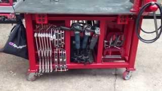 getlinkyoutube.com-Welding Table Build
