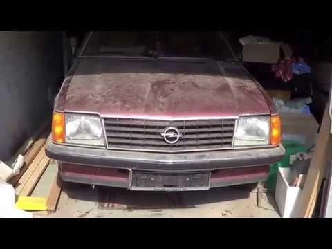 Opel Monza 2 8 S nach langer Stilllegung 360p