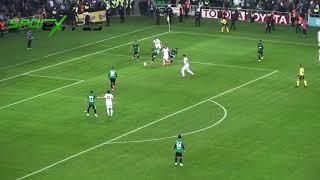 Sakaryaspor-Bandırmaspor play-off maçının özeti