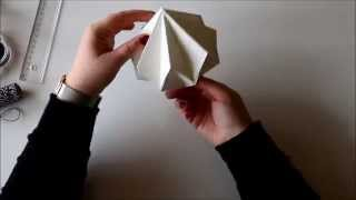 getlinkyoutube.com-DIY Origami Diamond