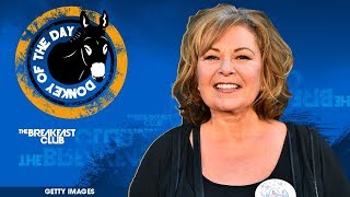 'Roseanne' Canceled Immediately After Her Racist Tweet Goes Viral width=