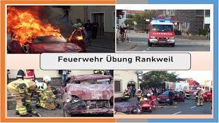 Übung Feuerwehr Rankweil 2013