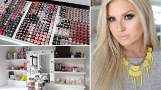 getlinkyoutube.com-Makeup Collection & Storage ♡ Shaaanxo 2014