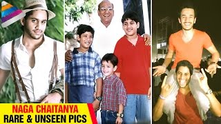getlinkyoutube.com-Naga Chaitanya Rare & Unseen Pics | Childhood Pictures | Akkineni Hero Photos | Telugu Filmnagar