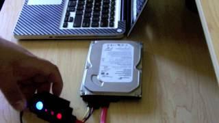 getlinkyoutube.com-Saca la informacion de cualquier Disco Duro - Universal Drive Adapter