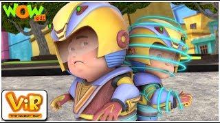 getlinkyoutube.com-Bunty The Robot Boy - Vir