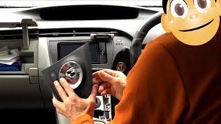getlinkyoutube.com-トヨタ新型プリウス2015に対抗!30系プリウス改造計画 第六弾 室内改造のおまけ!