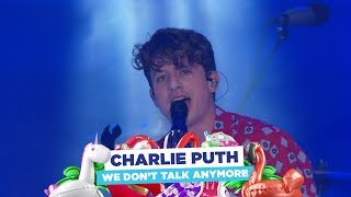Charlie Puth - 'We Don't Talk Anymore' (live at Capital's Summertime Ball 2018)