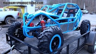 HAMMERTIME THE RZR BUGGY